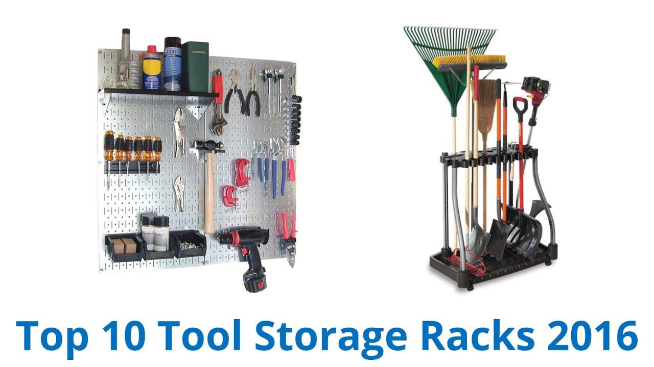 10 Best Tool Storage Racks 2016