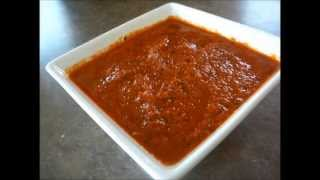 Homemade Curry Namyah Paste