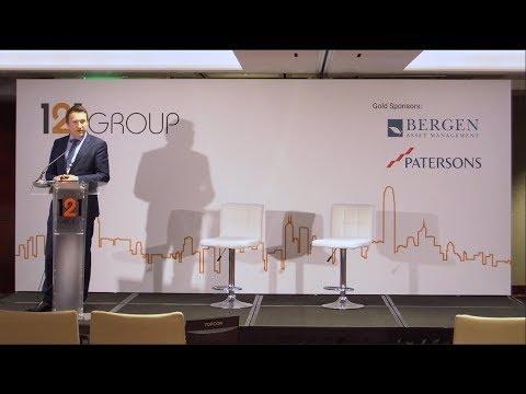 Presentation - Group Eleven - 121 Mining Investment Hong Kong 2018
