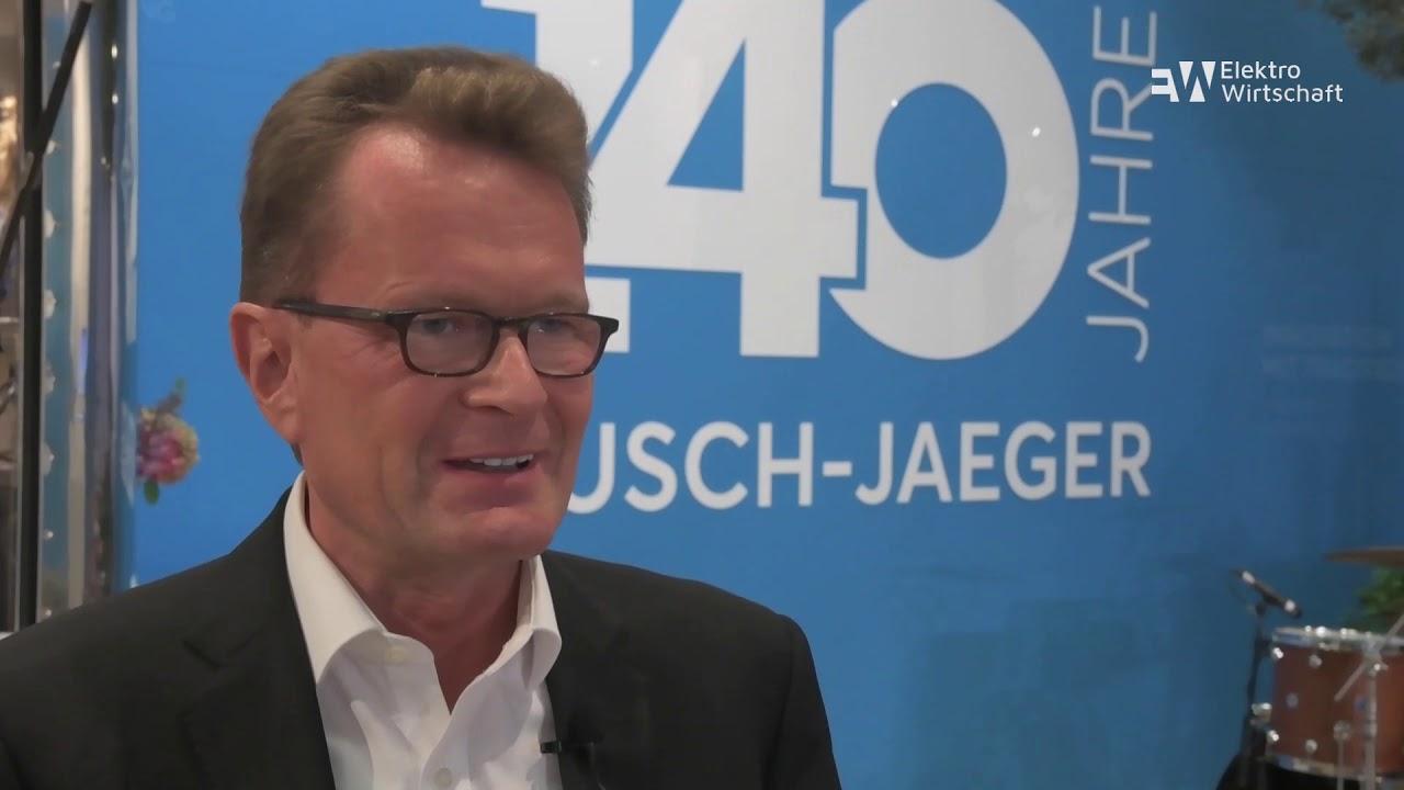 #ElektroWirtschaft fragt nach - IFA 2019 Statement Busch-Jaeger