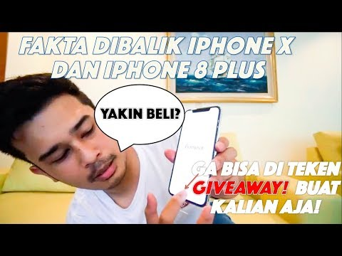 REVIEW MOBILE LEGEND DI IPHONE 8 PLUS INDONESIA (GIVEAWAY)