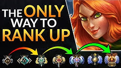 The #1 PROVEN WAY to RANK UP to IMMORTAL - Best Ranked Tips and Tricks | Dota 2 Pro Guide