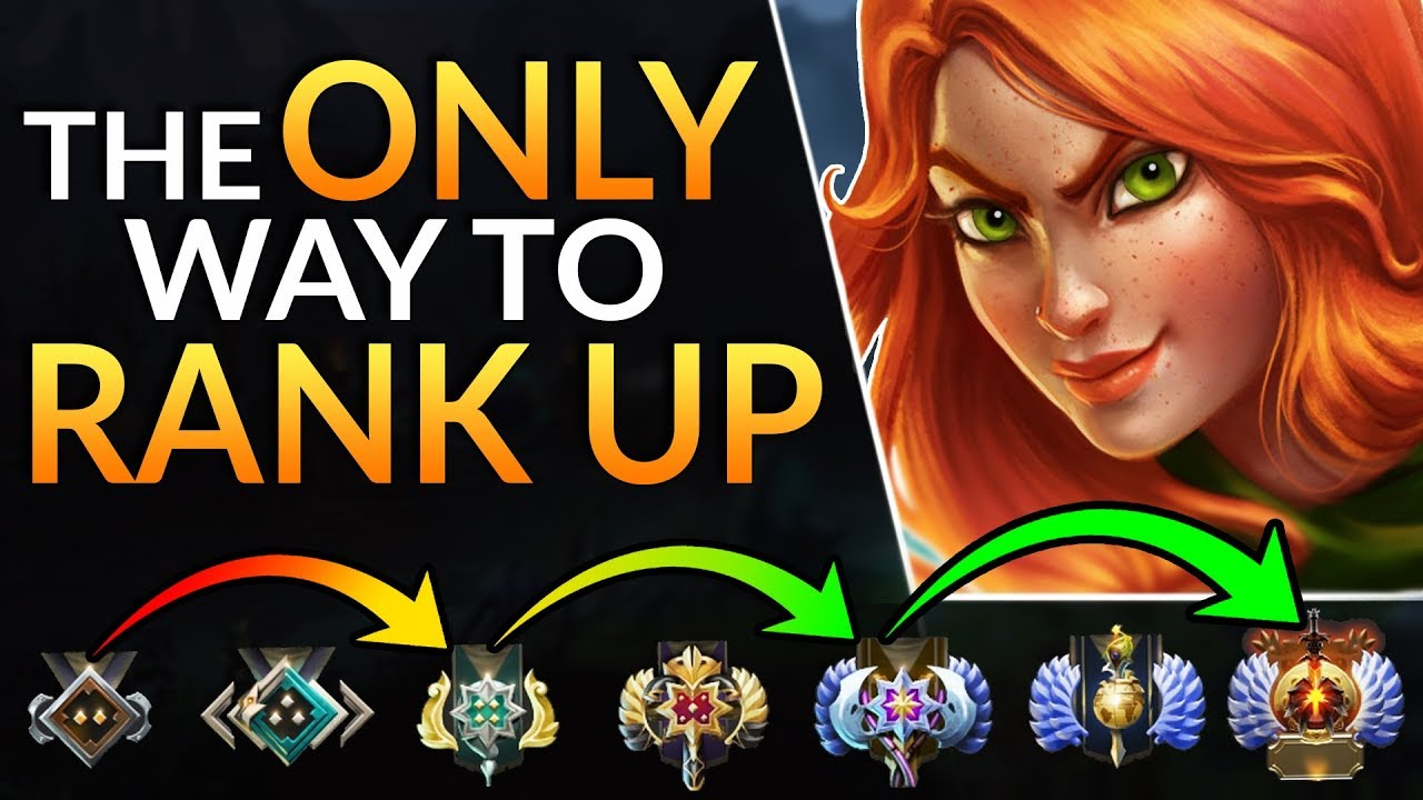 Download The #1 PROVEN WAY to RANK UP to IMMORTAL - Best Ranked Tips and Tricks | Dota 2 Pro Guide