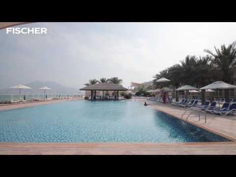 Hotel OCEANIC KHORFAKKAN - Arabské emiráty