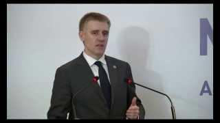 Youth Ministerial Meetings 11-14 May 2015 Antalya - H.E. Igor LUKŠIĆ