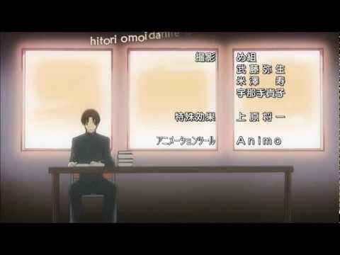 Ending de Sekaiichi Hatsukoi