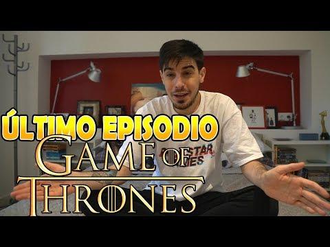 Análisis Último Episodio JUEGO DE TRONOS 8x06