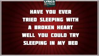 Try Sleeping With A Broken Heart - Alicia Keys tribute - Lyrics