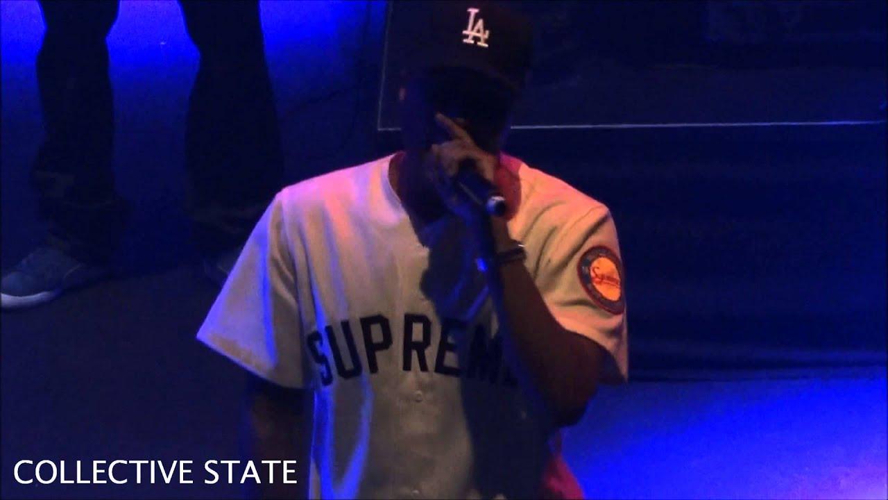 Dom Kennedy Live From Club Nokia HD 2012 Pt  3