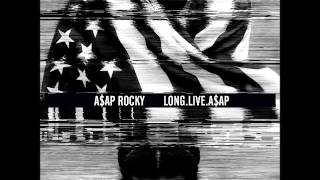 A$AP Rocky - Wild For The Night (Feat. Skrillex) [INSTRUMENTAL] (With Hook)