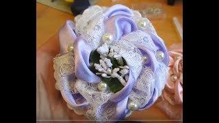 3 x Projects - Mini Perfume bottles, Wired Flower Stems & Shabby Flower - jennings644