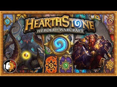 Hearthstone: Control N'Zoth Warrior Deck Guide