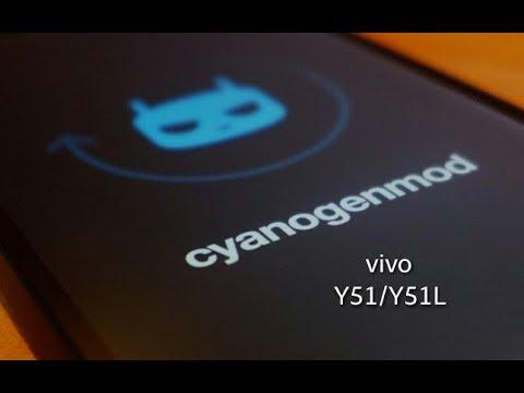 CM 12 1 ROM For Vivo Y51L