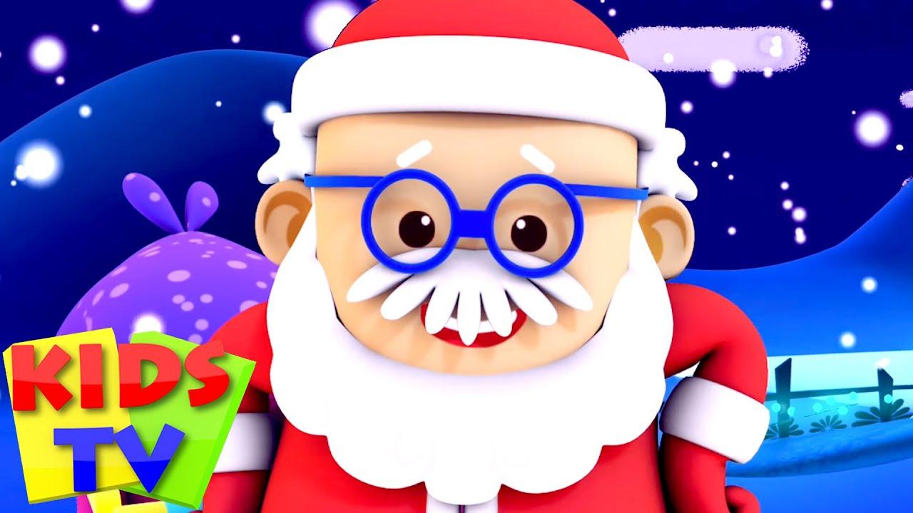 Jingle Bells | Sajak natal | Lagu anak anak | Kids Tv Indonesia | Kartun anak