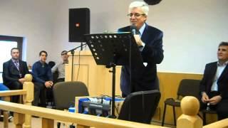 Ovidiu Liteanu-Biserica Penticostala Betania Rovinari Partea 1