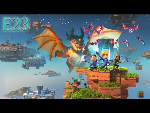 Portal Knights with Coestar - E23 - The Moon