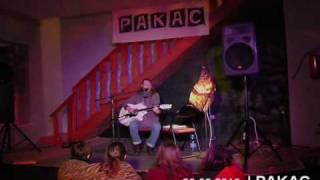 Imants Daksis - Māsas Ēnas (Live @ PAKAC 20.02.2010.)