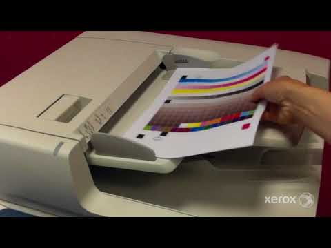 Xerox® WorkCentre® WC7435/7535/7830/7970i Color Matching