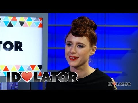 "Kiesza Talks About ""Hideaway"" : Popping Up Interview"