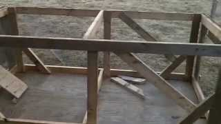 Diy - $50 Chicken Coop / Buying Vs. Building, Self Sufficient Living -  Be Cheap!!!