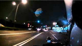 POV.HD(安雅數位公司貨)-AN650新北大橋夜拍測試