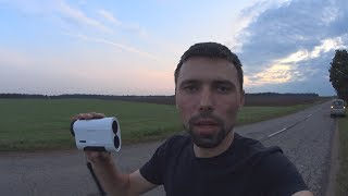 лазерный ДАЛЬНОМЕР для ОХОТЫ. Обзор и тест дальномера с сайта gearbest.com