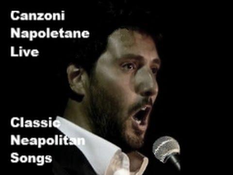 Canzoni Napoletane Classic Neapolitan Songs Live Concert