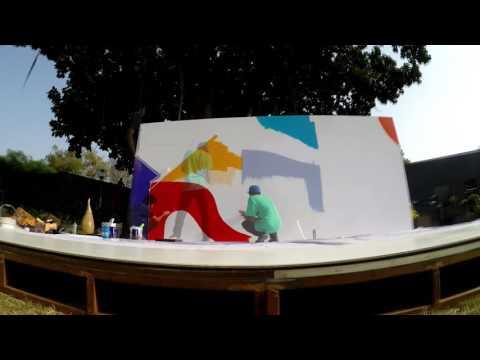 #TigorStyleback Experiences: Graffiti