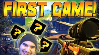 Destiny - WHAT HAPPENS WHEN JMP PLAYS FIRST GAME?