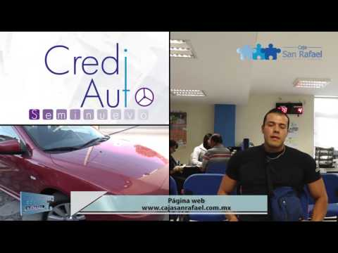 Quieres comprar un Automóvil en Caja San Rafael tenemos un préstamo para ti de YouTube · Duración:  1 minutos 28 segundos