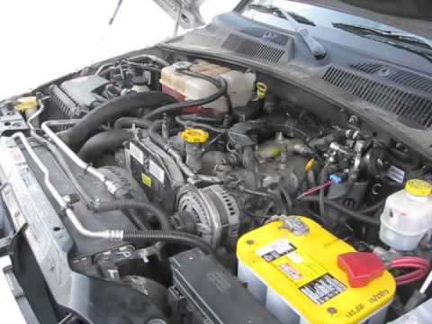 2005 liberty diesel problems
