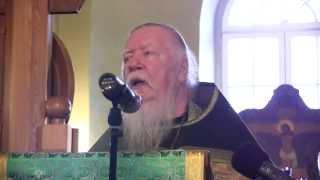 Воскресная проповедь на Вход Господень в Иерусалим. Вербное воскресенье