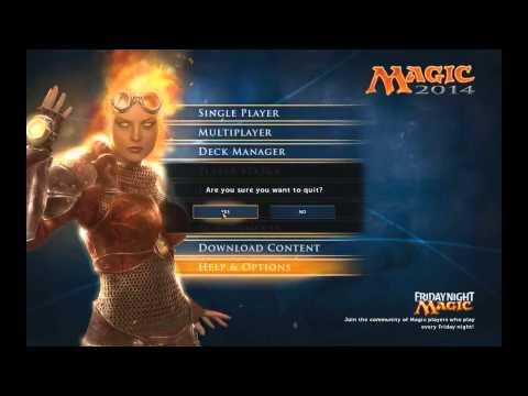 Magic 2014 Help - Promotional Unlock Codes + Invalid Code Error