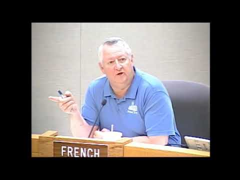 Board of County Commissioners Public Hearing - July 11, 2017