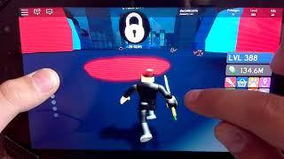 Roblox slaying simulator mam Lava Land