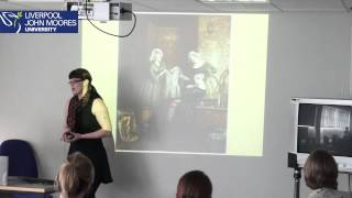 LJMU Research Café 6 - Dr Nadine Muller - Dead husbands and dirty secrets: The Victorian widow