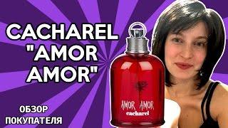 видео Духи Cacharel Amor Amor Tentation. Купить парфюм Кашарель Тентейшн, туалетная вода с доставкой по Москве и России наложенным платежом. Стоимость и отзывы на парфюмерию