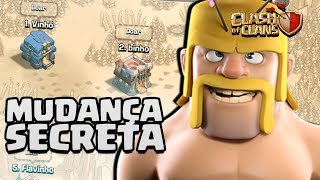 MUDANÇA IMPORTANTE NAS GUERRAS DE CLÃ! NOVO MATCHMAKING NO CLASH OF CLANS! TH12 UPDATE