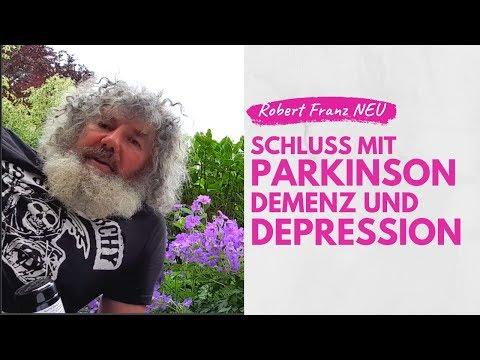 SCHLUSS mit PARKINSON DEMENZ und DEPRESSION