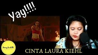 "Cinta Laura Kiehl ""Vida"" • Reaction"