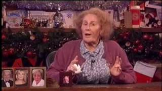 Paul O Grady Show Dec 18 2009 Catherine Tate tribute