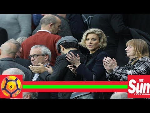 Amanda staveley newcastle takeover bid moves a step closer as she meets with toon chiefs