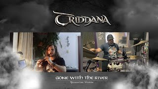 TRIDDANA - Gone with the River - Quarantine Sessions Part 5 - [Celtic Folk Metal]
