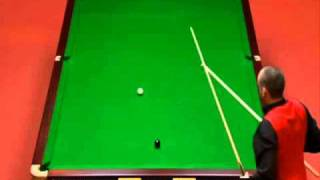Mark Williams vs Stephen Hendry Black Ball Game (2010 UK Championship)