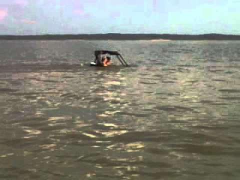 Sardis lake bottom summer 2012 youtube for Sardis lake fishing report