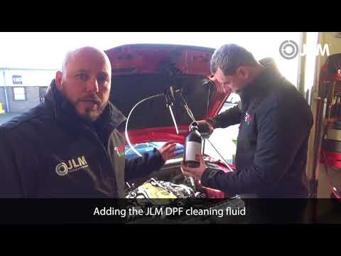 How To Clean Your DPF? Cleaning The DPF Filter Of An Audi A4 With JLM DPF Cleaner By DPF Doctor UK