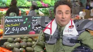 Chefmd® Recipe: Shrimp, Cucumber And Avocado Salad