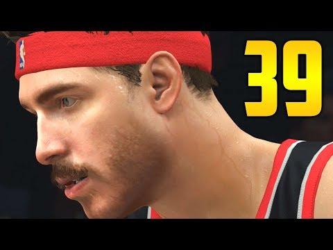 """NBA 2K18: My Career Gameplay Walkthrough - Part 39 """"DOG DAYS, BABY"""" (My Player Career)"""