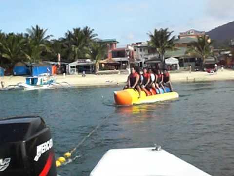 2-banana boat adventure