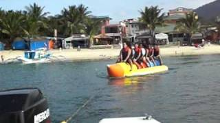 2-banana boat adventure